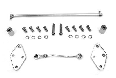 Reduced Reach Forward Control Kit Chrome,for Harley Davidson motorcycles,by V...