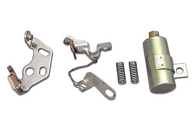 Ignition Points and Condenser Kit fits Harley Davidson,V-Twin 32-0113