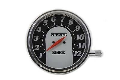 Tombstone Style Speedometer with 1:1 Ratio,for Harley Davidson motorcycles,by...