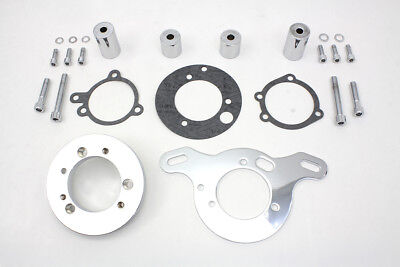 S&S Air Cleaner Adapter Kit,for Harley Davidson motorcycles,by V-Twin