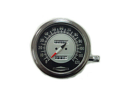 Speedometer with 2:1 Ratio,for Harley Davidson motorcycles,by V-Twin