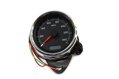 80mm Mini Electronic Speedometer,for Harley Davidson motorcycles,by V-Twin