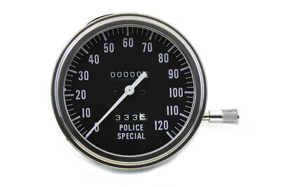 Police Special Speedometer with 2:1 Ratio,for Harley Davidson motorcycles,by ...