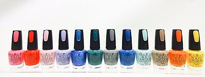 OPI Nail Polish Color FIJI Collection Variations Colors of Your Choice .5oz15mL