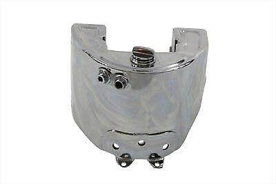 Replica Chrome Oil Tank,for Harley Davidson motorcycles,by V-Twin