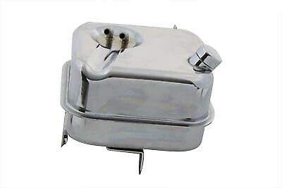 Chrome Oil Tank,for Harley Davidson motorcycles,by V-Twin