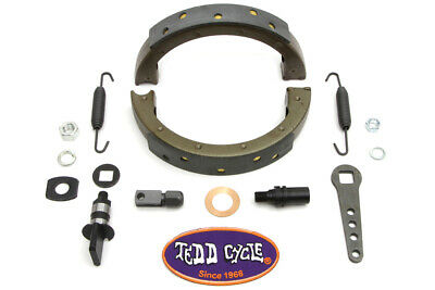 Spring Fork Front Brake Shoe Kit,for Harley Davidson,by V-Twin