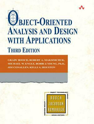Object-Oriented Analysis and Design with Applications by Grady Booch (English) H
