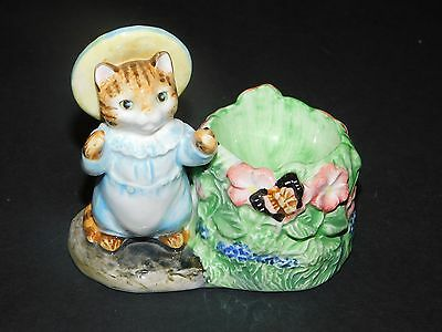 Enesco Beatrix Potter Tom Kitten Ceramic Egg Cup