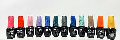 OPI Nail GELColor FIJI Collection GEL COLOR Variations of Your Choice .5oz15mL