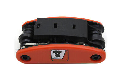 13 in 1 Folding Tool Kit,for Harley Davidson motorcycles,by V-Twin