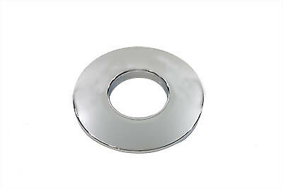 Chrome Front Hubcap 4-1/2,for Harley Davidson motorcycles,by V-Twin