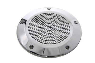 Chrome Perforated 5-Hole Derby Cover fits Harley Davidson,V-Twin 42-1089