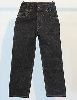 NEW vintage 90s LEVI'S denim 501 JEANS kids boys 7 usa