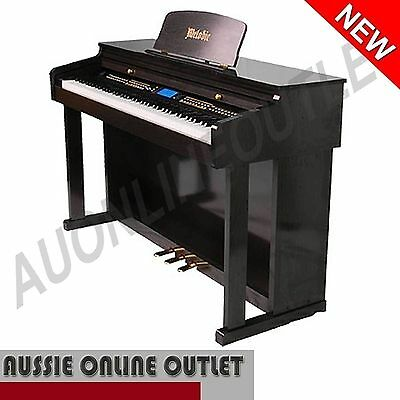 Digital Piano 100 Rhythms 88 Standard Weighted Keys (Hammer-Action) 3 Pedals