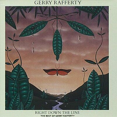 Gerry Rafferty - Right Down the Line: the Best of Ge... - Gerry Rafferty CD AMVG