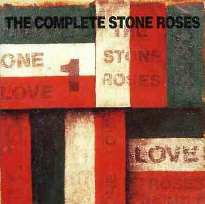 The Complete Stone Roses -  CD 56VG The Cheap Fast Free Post The Cheap Fast Free