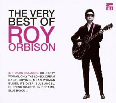 Orbison, Roy - The Very Best of Roy Orbison - Orbison, Roy CD W6VG The Cheap The