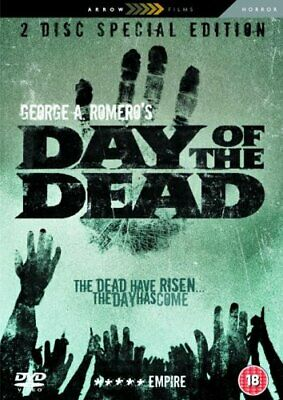 Day Of The Dead [1985] [DVD] - DVD  TWVG The Cheap Fast Free Post