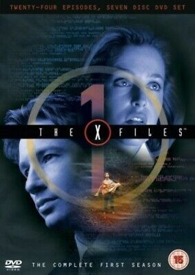 The X Files: Season 1 [DVD] [1994] - DVD  7EVG The Cheap Fast Free Post