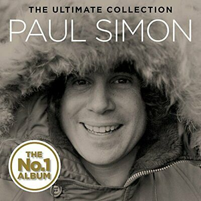Paul Simon - The Ultimate Collection - Paul Simon CD I4VG The Cheap Fast Free