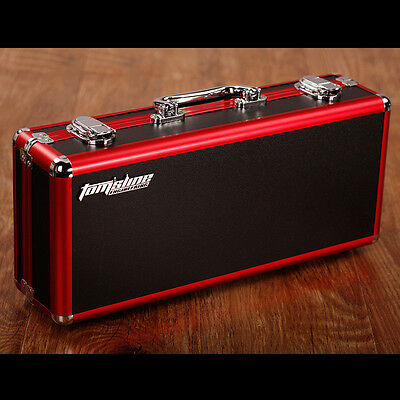 NEW TOMSLINE APB3 Effects Pedal Carrying Case Pedal Board