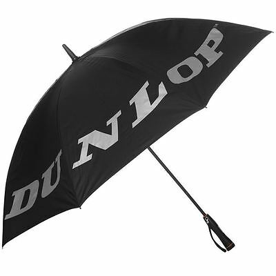 "Dunlop Golf Umbrella 64"" Double Canopy Design Weather Protection Accessories"