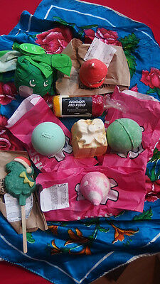 Lush *Lord Of Misrule *Little Sprout *Candy Mountain *Reindeer & Robin*Bade Bomb