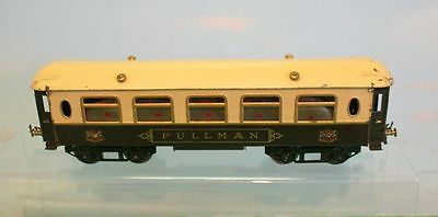 Hornby Series O Gauge Pullman Coach With Two Crests Nut And Bolt