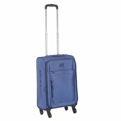 Dunlop Superlight Suitcase Wheeled Travel Trolley Luggage Bag Case Accessories