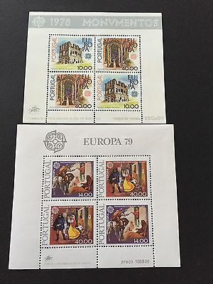 Lot Timbres Neufs Portugal