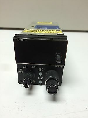 Collins CTL-62 Control Head 622-6522-005 Serviceable Fresh Tag