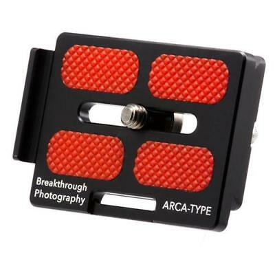 Breakthrough Photography Universal Arca-Type Quick Release Tripod Plate