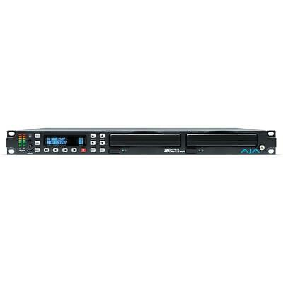 AJA Ki Pro Rack Digital File Recorder with Apple ProRes 422 #KI PRO RACK