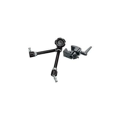 Manfrotto 244N Variable Friction Arm With Manfrotto 035 Super Clamp without Stud