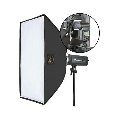 "Glow QuadraPop 24X34"" Portable Softbox #GL-SBSM2434QP"