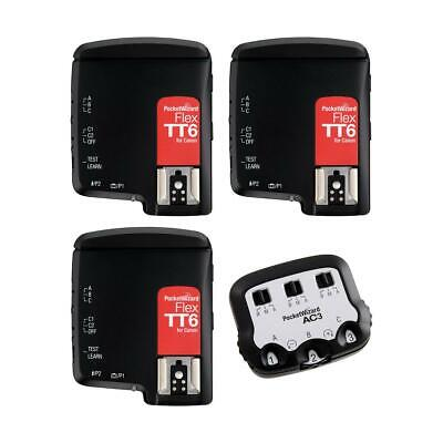 PocketWizard TTL Bonus Kit for Canon #PW-TTL-CANON-FCC
