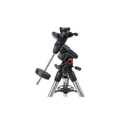 Celestron Advanced VX Mount with Dual Saddle Plate #91519