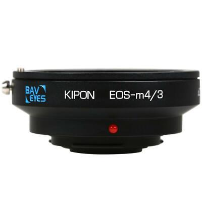 Kipon Canon EF Lens to Micro Four Thirds Camera Baveyes Lens Adapter