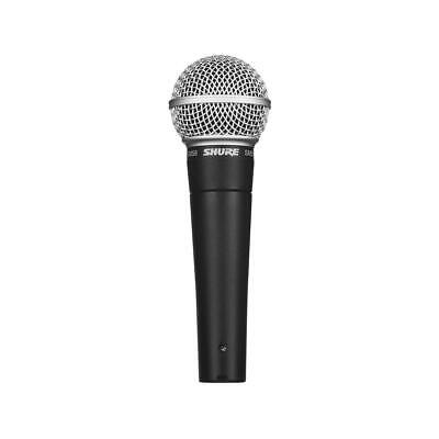 Shure SM58S Cardioid Dynamic Handheld Wired Microphone