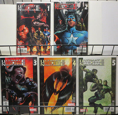 Ultimate Marvel Mini-Library Lot 45Dif Galactus Trilogy Avengers Sinister Six ++