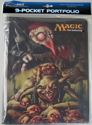 Magic the Gathering - 9-Pocket Album- Murderous Redcap von Ultra Pro