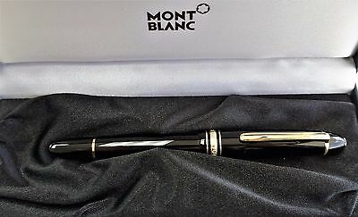 35% OFF New MONTBLANC 146 Legrand Black Fountain Pen