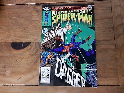 Peter Parker #64 1st App Cloak and Dagger Spectacular Spider-Man Marvel Comics