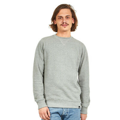 Dickies - Washington Sweater Grey Melange Pullover Rundhals