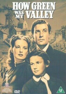 How Green Was My Valley [DVD] [1941] - DVD  MQVG The Cheap Fast Free Post