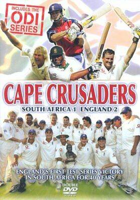 Cape Crusaders - Cape Crusaders - England Vs South Africa - Test ... - DVD  OOVG