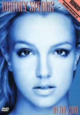Britney Spears - In the Zone [CD & DVD] [2004] - DVD  UGVG The Cheap Fast Free