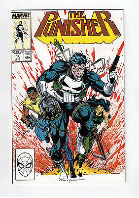 Marvel Comics, The Punisher # 17, March 1989 !!