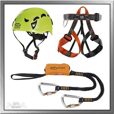 Climbing Technology Kit Ferrata Evolution Klettersteigset